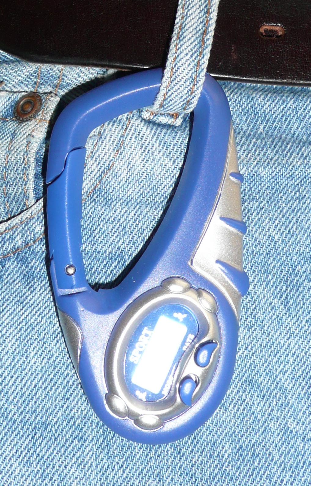 Une montre de ceinture à affichage digital - Un amer dans le cybermonde e8fd8b534f8